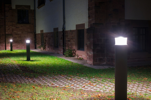 landscape lighting charleston sc what types of lights can you use